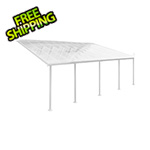 Palram Feria 13' x 28' Patio Cover (White)