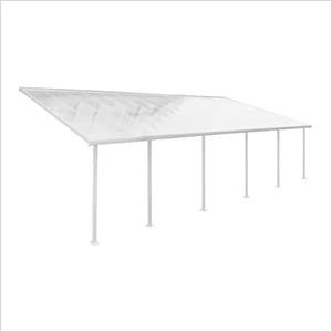 Feria 13' x 34' Patio Cover (White)