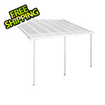 Palram Feria 10' x 14' Patio Cover (White)