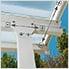 Feria 10' x 28' Patio Cover (White)