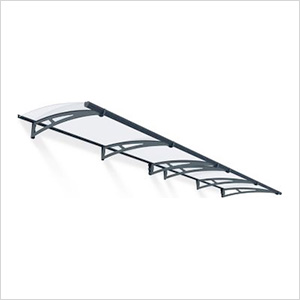 Aquila 4100 Awning (Clear)