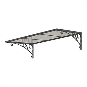 Venus 1350 Awning (Clear)