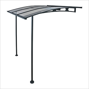 Vega 2000 Awning (Grey / Clear)