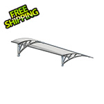 Palram Neo 1350 Awning (Grey / Clear)