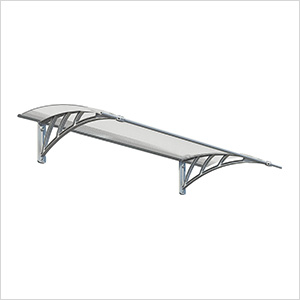 Neo 1350 Awning (Grey / Clear)