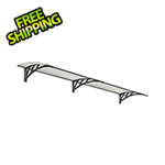 Palram Neo 2700 Awning (Grey / Clear)