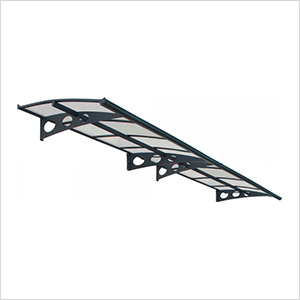 Herald 4460 Awning (Grey / Clear)