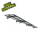 Palram Herald 6690 Awning (Grey / Clear)