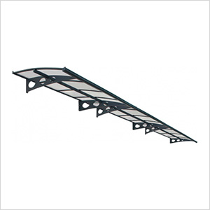 Herald 6690 Awning (Grey / Clear)