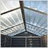 SkyLight 6' x 3' Storage Shed (Grey)