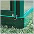 Mythos 6' x 8' Hobby Greenhouse (Green)