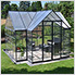 Chalet 12' x 10' Orangery Greenhouse
