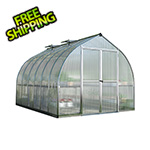 Palram Bella 8' x 12' Hobby Greenhouse Kit (Silver)