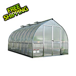 Palram Bella 8' x 16' Hobby Greenhouse Kit (Silver)