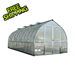 Palram Bella 8' x 20' Hobby Greenhouse Kit (Silver)
