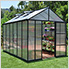 Glory 8' x 12' Greenhouse Kit (Grey)