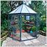 Oasis 8' x 7' Hexagonal Greenhouse