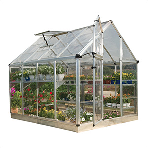 Snap & Grow 6' x 8' Hobby Greenhouse