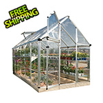 Palram Snap & Grow 6' x 12' Hobby Greenhouse