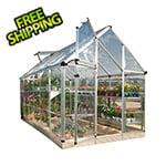 Palram-Canopia Snap & Grow 6' x 12' Hobby Greenhouse