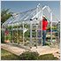 Snap & Grow 6' x 12' Hobby Greenhouse