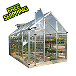 Palram Snap & Grow 6' x 16' Hobby Greenhouse