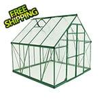 Palram Balance 8' x 8' Greenhouse (Green)