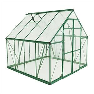 Balance 8' x 8' Greenhouse (Green)