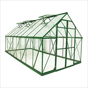 Balance 8' x 16' Greenhouse (Green)