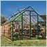 Balance 8' x 20' Greenhouse (Green)