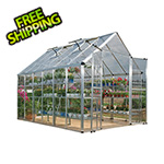 Palram Snap & Grow 8' x 12' Hobby Greenhouse