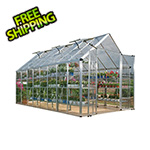 Palram Snap & Grow 8' x 16' Hobby Greenhouse
