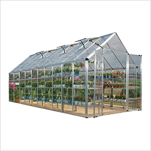 Snap & Grow 8' x 20' Hobby Greenhouse
