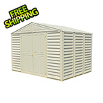 DuraMax Woodbridge 10.5' x 8' Shed (non extendable)