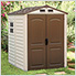 StoreMate 6' x 6' Vinyl Shed with Floor