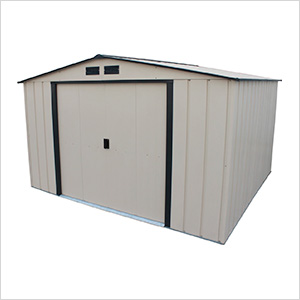 10' x 10' Eco Metal Shed