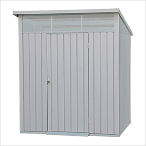 6' x 5' Palladium Premier Metal Shed