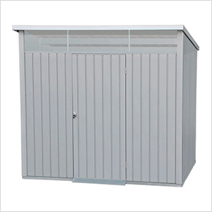 8' x 6' Palladium Premier Metal Shed