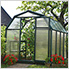 EcoGrow 2 Twin Wall 6' x 8' Greenhouse
