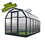 Rion EcoGrow 2 Twin Wall 6' x 12' Greenhouse