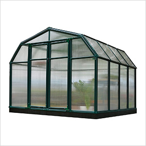 Hobby Gardener 2 Twin Wall 8' x 8' Greenhouse