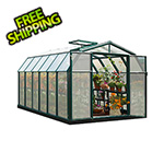 Rion Hobby Gardener 2 Twin Wall 8' x 12' Greenhouse