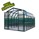 Rion Grand Gardener 2 Twin Wall 8' x 12' Greenhouse