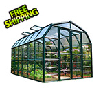 Rion Grand Gardener 2 Twin Wall 8' x 12' Greenhouse (Clear)