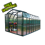 Rion Grand Gardener 2 Twin Wall 8' x 16' Greenhouse