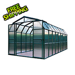 Rion Grand Gardener 2 Twin Wall 8' x 16' Greenhouse (Clear)