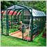 Grand Gardener 2 Twin Wall 8' x 16' Greenhouse (Clear)