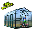 Rion Prestige 2 Twin Wall 8' x 12' Greenhouse