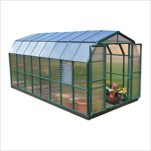 Prestige 2 Twin Wall 8' x 16' Greenhouse