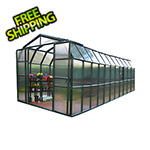 Rion Prestige 2 Twin Wall 8' x 20' Greenhouse